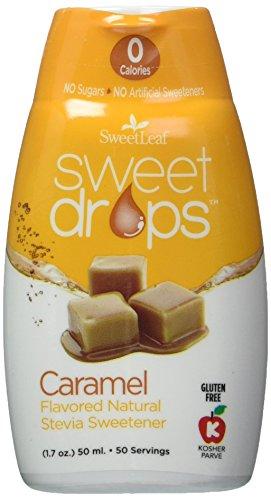 Sweetleaf Sweet Drops Liquid Stevia Sweetener, Carmel, 1.7 Ounce