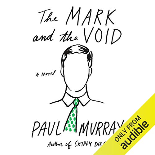 The Mark and the Void audiobook cover art