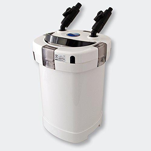 Filtro esterno per acquari SunSun HW-504A 1.000 l/h 4 livelli con materiale filtrante
