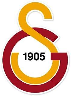 Galatasaray SK - Turkey Football Soccer Futbol - Car Sticker - 5