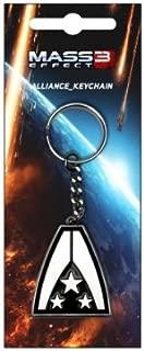Gaya Entertainment - Mass Effect 3 porte-clés métal Allianz