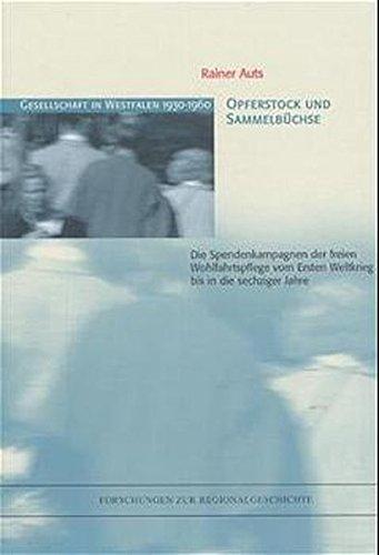 Opferstock und Sammelbüchse (Forschungen zur Regionalgeschichte)