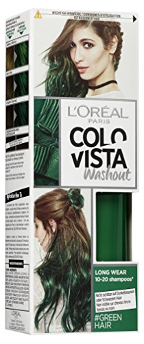 Colovista Wash Out 20 Greenhair, 2er Pack(2 x 1 Stück)