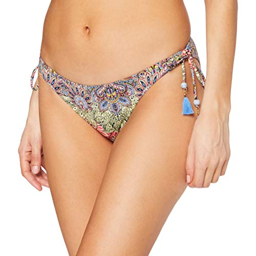 Sylvie Flirty Swimwear Damen Bikinihose Besma, Mehrfarbig (Little Print 4300), 40