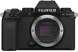فوجي فيلم كاميرات بدون مراة,26.2 ميجابكسل,تكبير بصري بدون تكبيير بصري وشاشة 3 بوصة -X-S10
