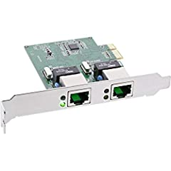 Compliant with PCI Express Revision 1.1 Supports standard and low profile chassis 1-Lane (X1) PCI-Express with transfer rate 2.5GB/s full duplex channel Powerful 1000Base-T ethernet controller card Backwards compatible with 10/100Base-TX networks 10/...