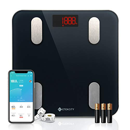 Our #5 Pick is the Etekcity Digital Weight Scale