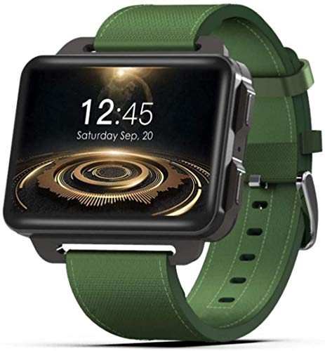 Smart Watch 2.2 pulgadas IPS de alta definición de pantalla grande información Push conexión Bluetooth Video Call 3G Smart pulsera soporte tarjeta SIM para Android e iOS.