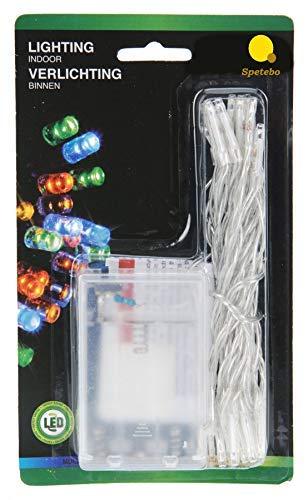 LED universum guirlande lumineuse à 30 lED multicolores-batterie