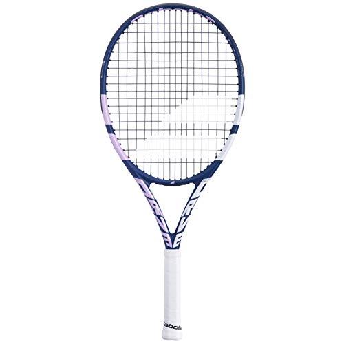 Babolat Pure Drive Junior 26 Girl Encordado: Sí 250G Raquetas De Tenis Raqueta De Niños Azul - Negro 1
