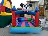 Mickey Mouse Air Balloon for Kids Jump (Multicolour)