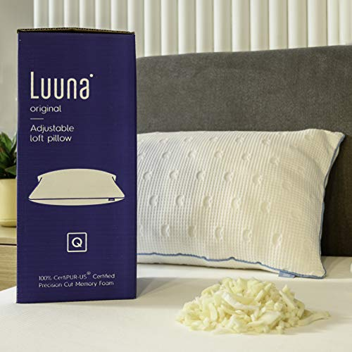 Almohada Ganso  marca Luuna