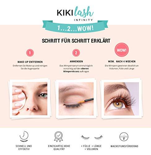 Kikilash Wimpernserum - Wimpernseren & Augenbrauenseren