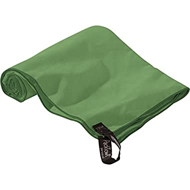 PackTowl Personal Microfiber Towel, Clover, Body- 25 x 54-Inch