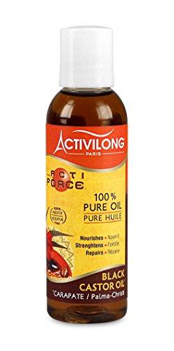 Activilong actiforce 100% Olio puro Carapate 60ml