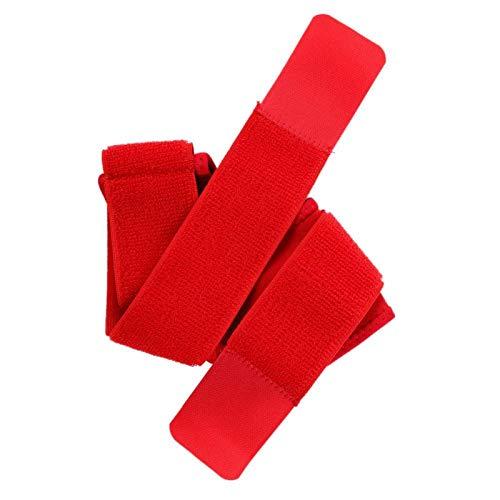 Fybida Protector de Tobillo Transpirable, cómodo para la Piel, Envolvente para el Tobillo para apoyar la articulación y aliviar el Dolor(M)