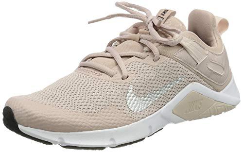 Nike Damen Legend Essential Laufschuh, Stone Mauve/White-Barely Rose, 38 EU