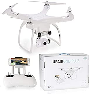 UPAIR One Plus Quadcopter Drone, Vídeo Drone 4K HD, Versió