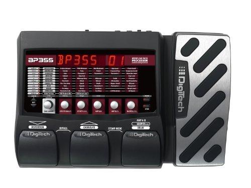 DigiTech BP355 Bass Multi-Effects Processor