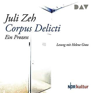 Corpus delicti Titelbild