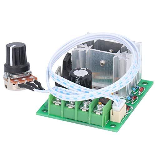 Modulo controller di velocità da 60 x 50 x 28 mm, modulo di controllo PWM, durevole e pratico a basso rumore DC6V-30V Ccm6C per 5%-100% 21Khz