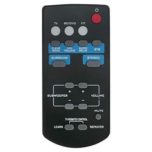 Vinabty FSR60-WY57800 - Telecomando sostitutivo per Yamaha YAS-101 YAS-101BL ATS-1010 Soundbar