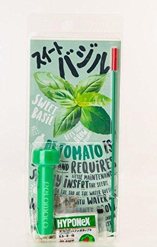ペットボトルで野菜やハーブができる新感覚栽培キット ペットマトステッチ (おつまみ枝豆)