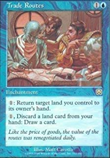 Magic: the Gathering - Trade Routes - Mercadian Masques - Foil