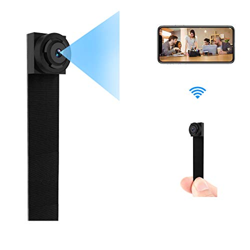 Cam Mall WiFi Camera, Nanny Cam Wireless Security Camera Motion Detection Remote View for...