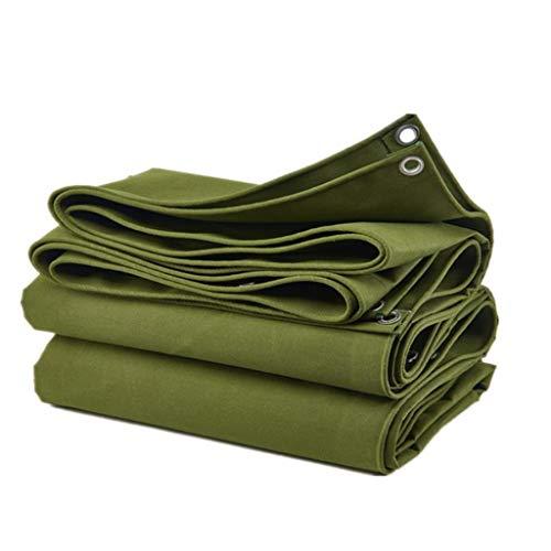 HuaHua Meubeldekzeil, waterdicht dekzeil van hoge kwaliteit voor buiten kamperen, hek, trampoline, hout, auto
