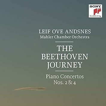 The Beethoven Journey: Piano Concertos Nos. 2 & 4