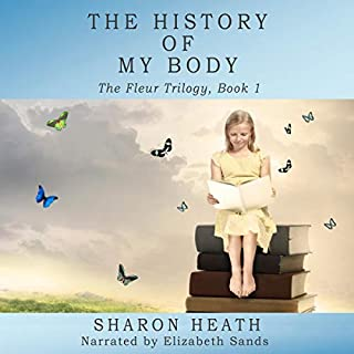 The History of My Body  audiobook cover art