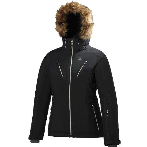 Helly Hansen Eclipse Damen Skijacke X-Small schwarz - schwarz