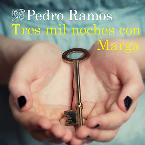 Tres mil noches con Marga Audiobook By Pedro Ramos cover art
