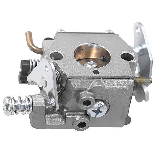 Carburetor for Poulan Chainsaw 1950 2050 2150 2375 Wild Thing 2375LE Walbro WT 89 891 WT-324 Zama C1U-W8 C1U-W14 Carburetor 545081885 Carb with Air Filter Fuel Line Spark Plug
