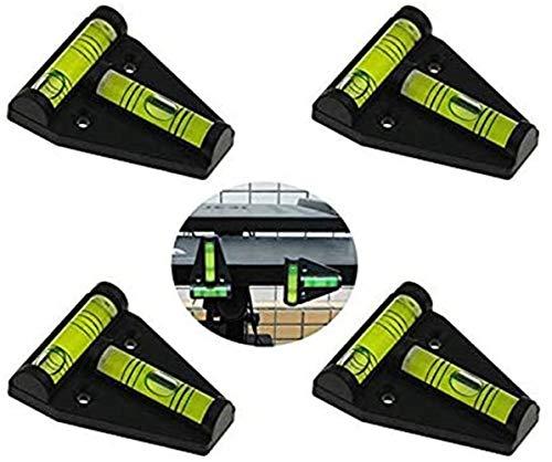 UMEI Il livello T è composto da utensili GFNT, bolle orizzontali, tre gambe, macchinari, ripiani e altre funzioni magnetiche (4 pezzi nero).