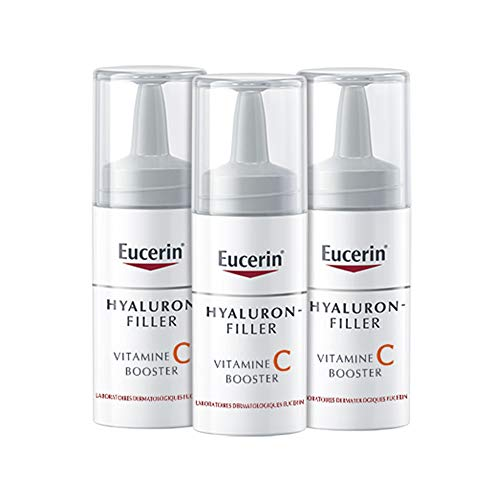 HYALURON-FILLER vitamina C booster ampollas 3 x 8 ml