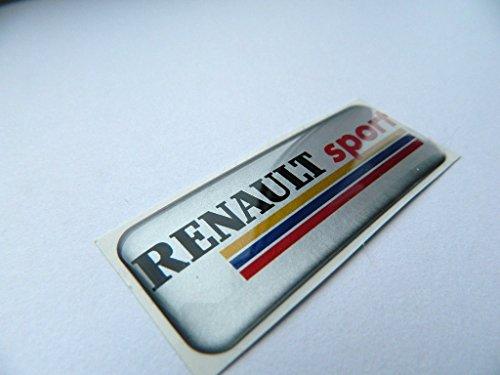 Adesivo con stemma Renault Sport
