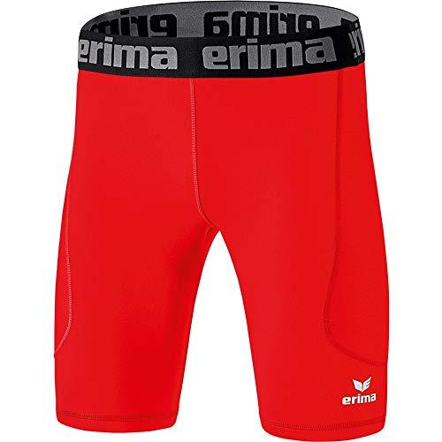Erima GmbH Underwear Malla Corta Elemental, Unisex niños, Rojo, 140