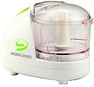 Black and Decker SC5000 2-Cup Mini Food Chopper, 220-volt
