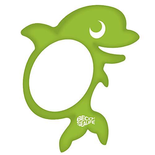 BECO-SEALIFE® Tauchring Sidney | Tauchtier | Tauchspiel | Delfinform | Grün