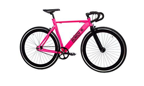 Moma Bikes Bicicleta Fixie Urbana, Fixie MUNICH FUN, Full Alu (Varias Tallas)