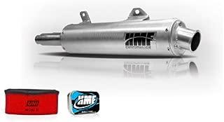 HMF Kawasaki Brute Force 650i IRS 2006-2013 Slip On Exhaust Muffler + Jet + UNI