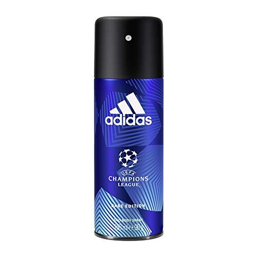 adidas Desodorante para hombres Uefa 6 Dare Edition 150 ml