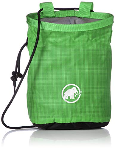 Mammut Unisex-Erwachsene Basic Chalk Bag Magnesiabeutel, Sherwood, Einheitsgröße