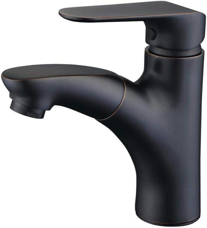 ZZHZZH Wasserhahn Wasserhahn, Keramik Ventil Hei Und Kalt Moderne Wasserhahn Waschbecken Atemberaubenden Wasserfallwaschbeckenmischbatterie Wasserhahn C