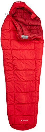 VAUDE Damen Schlafsäcke Sioux 800 S SYN, dark indian red, 4 x 28 x 22 cm, 121276520010