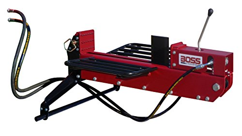 Buy Bargain Boss Industrial 3Pt Dual-Action Log Splitter. 13 Ton