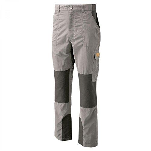 Craghoppers BG Survivor TRS CMJ330S Pantalon Fonctionnel pour Homme Multicolore Gris/Noir Taille 38