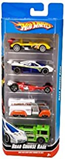 Hot Wheels 2017 Batman 5-Pack
